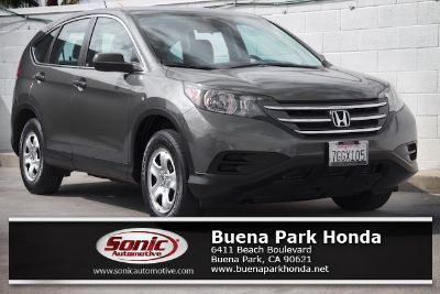 2014 Honda CR-V LX (Polished Metal Metallic)