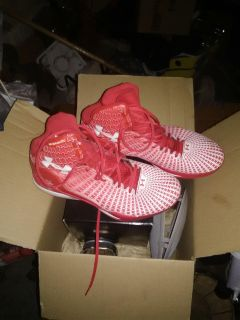 Under Armour shoes size 11