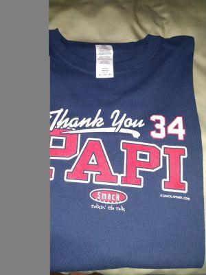 Men's Red Sox t-shirt