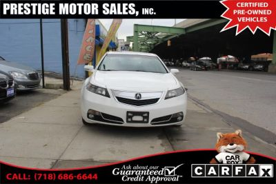2013 Acura TL SH-AWD w/Tech (White)