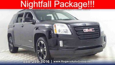 Used 2017 GMC Terrain AWD 4dr