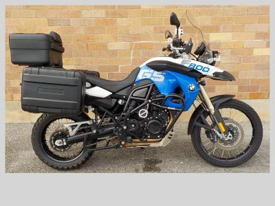 2012 BMW F 800 GS Dual Purpose Motorcycles San Antonio, TX