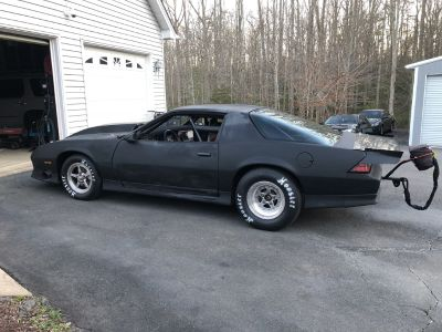 Turbo LS camaro