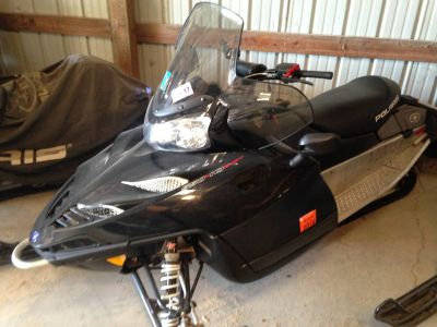 2010 Polaris 550 IQ Shift ES Trail Sport Snowmobiles Elkhorn, WI