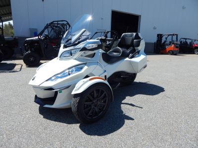 2016 Can-Am Spyder RT SE6 3 Wheel Motorcycle Concord, NH