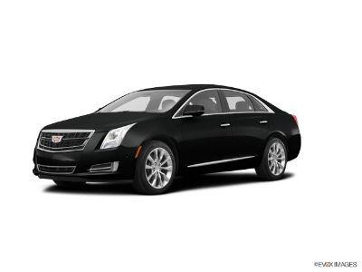2016 Cadillac XTS Luxury Collection (Black Raven)