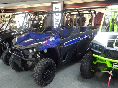 2018 Textron Off Road Stampede 4X Sport Side x Side Utility Vehicles Zulu, IN
