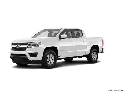 2018 Chevrolet Colorado WT CREW LONG BED (Summit White)