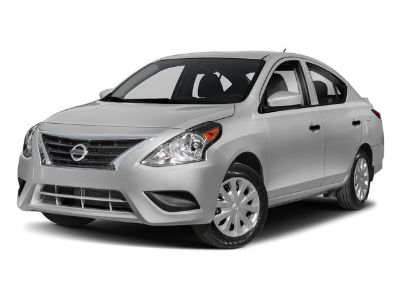 2018 Nissan Versa 1.6 S (Brilliant Silver)