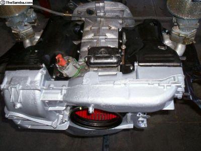 2000 cc bus engine Rebuilt long block