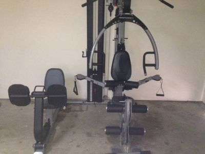 Home Gym (Bodycraft GXP) MUST GO
