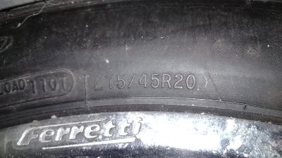 SUV tires and rims