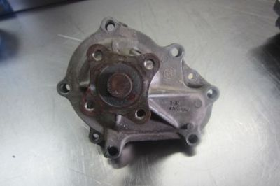 Sell TJ013 2001 NISSAN ALTIMA 2.4 ENGINE COOLANT WATER PUMP WITH HOUSING motorcycle in Arvada, Colorado, United States, for US $40.00