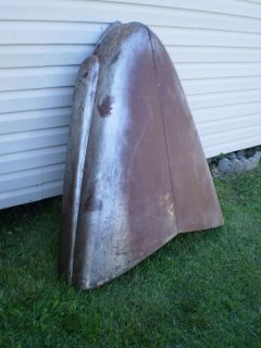 RARE OEM Hood 41 49 international k kb pickup truck 1941 1949 RAT ROD HOT ROD