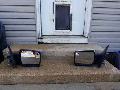 2010 F150 sideview mirrors