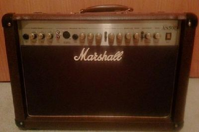 $300 Marshall AS50D Acoustic Combo Amp