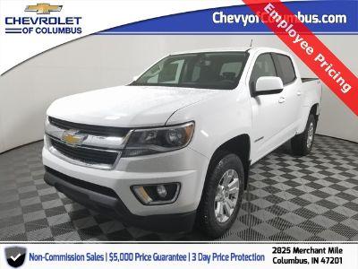 2018 Chevrolet Colorado LT (Summit White)