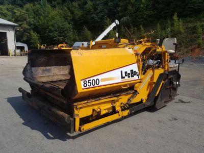 1998 LeeBoy 8500