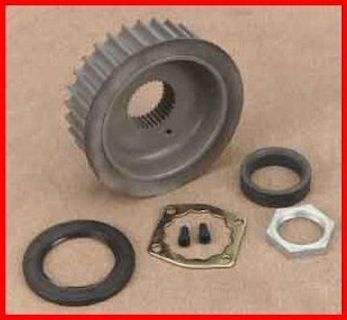 Sell BDL 29-TOOTH TRANSMISSION TRANS BELT PULLEY 1985-2005 HARLEY TP-29 BIG TWIN motorcycle in Zieglerville, Pennsylvania, US, for US $120.75
