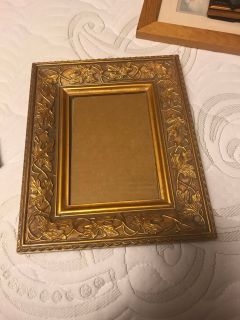 Frame for 5x7 pic. Pick up at McCalla Target on Thursday s from 5:15 till 6. Cp.