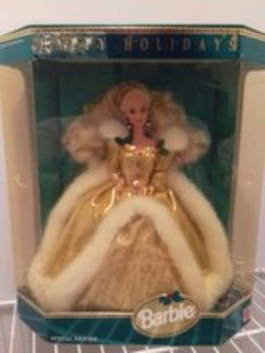 Barbie, Holiday, limited edition