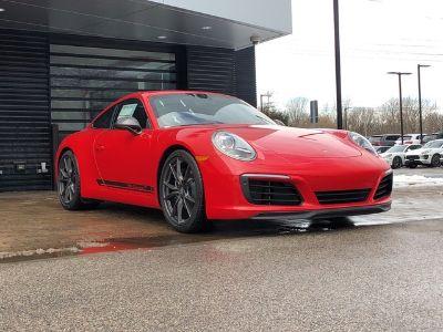 2019 Porsche 911 Carrera (Guards Red)