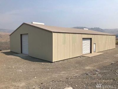 98 Canyon View Rd Oroville, This building site is ready for