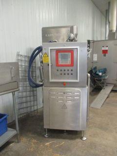 Karl Schnell Process Automat Meat Emulsifier RTR#7101527-01