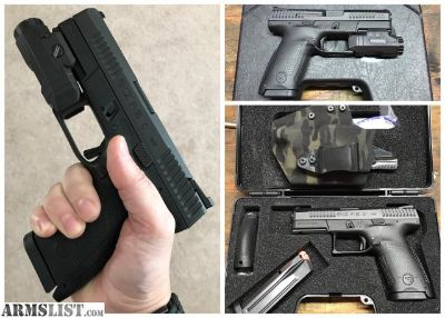 For Sale/Trade: CZ-P-10C w/ extras