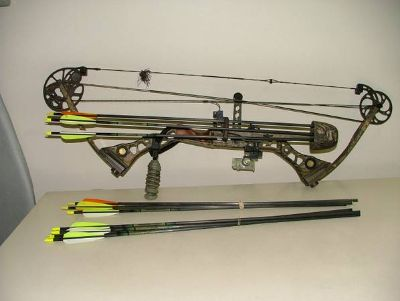 Matthew LX Compound Bow