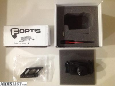 For Sale: **NEW Aimpoint T2 w/ Fortis mount**