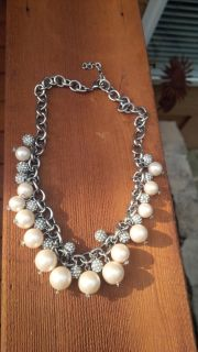 Glam Statement Necklace by Ann Taylor
