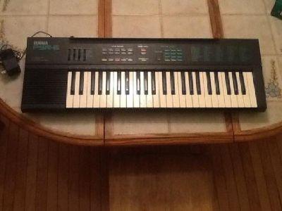 $50 OBO Yamaha Keyboard