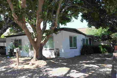 4b Campbell Avenue Bisbee Two BR, 1/2 a duplex.