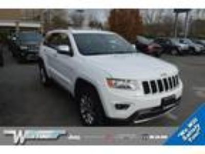 $25980.00 2015 Jeep Grand Cherokee with 34002 miles!