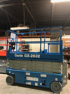 2018 GENIE GS2632