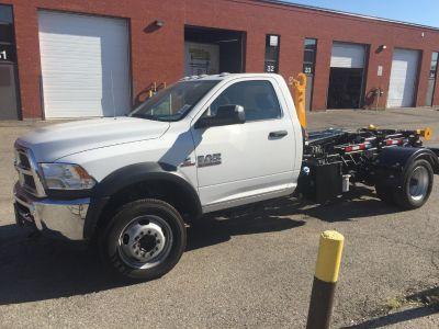 2018 Dodge / Ram 5500 HOOKLIFT