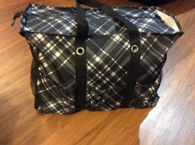 Thirty One large Super Organizng Tote