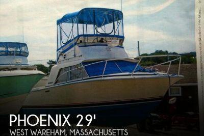 1984 Phoenix 29 Convertible