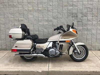1987 Kawasaki VOYAGER Street / Supermoto Motorcycles Monroe, MI