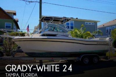 1992 Grady White 246G Explorer