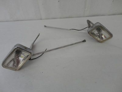 Find 1975-1979 Honda GoldWing GL1000 Accessory, Driving, Fog Lights 3156 motorcycle in Kittanning, Pennsylvania, US, for US $19.99