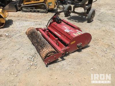 2013 (unverified) Toro 23102 Soil Cultivator Attachment - Fits Toro Dingo