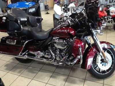 2011 Harley-Davidson CVO Ultra Classic Electra Glide Cruiser Motorcycles Troy, OH