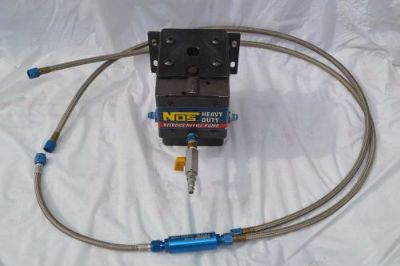 Find NOS Nitrous 14253 Nitrous Refill Station Transfer Pump 93887 motorcycle in Franklin Park, Illinois, United States, for US $800.00