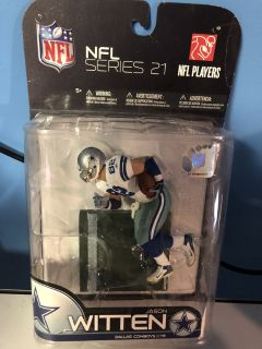 NFL Series 21 & 24 Jason Witten, Tony Romo, Felix Jones Choice