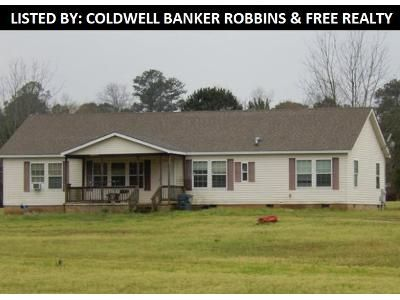 4 Bed 2 Bath Foreclosure Property in Fort Valley, GA 31030 - Woolfolk Road
