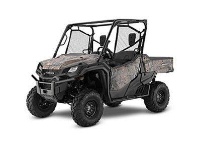 2017 Honda Pioneer 1000 EPS Side x Side Utility Vehicles Everett, PA