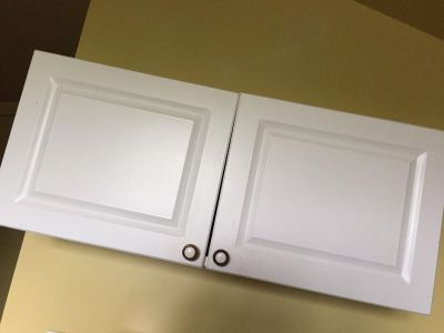 Wall cabinet (excellent condition)