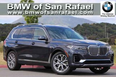 New 2019 BMW X7 Sports Activity Vehicle